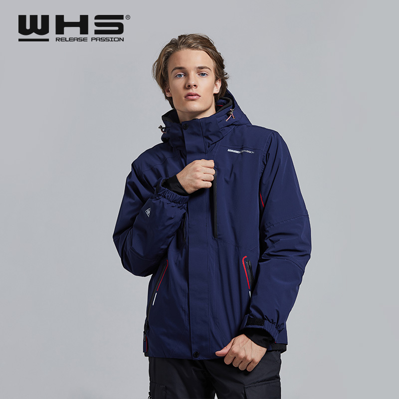 Windproof Ski Jacket