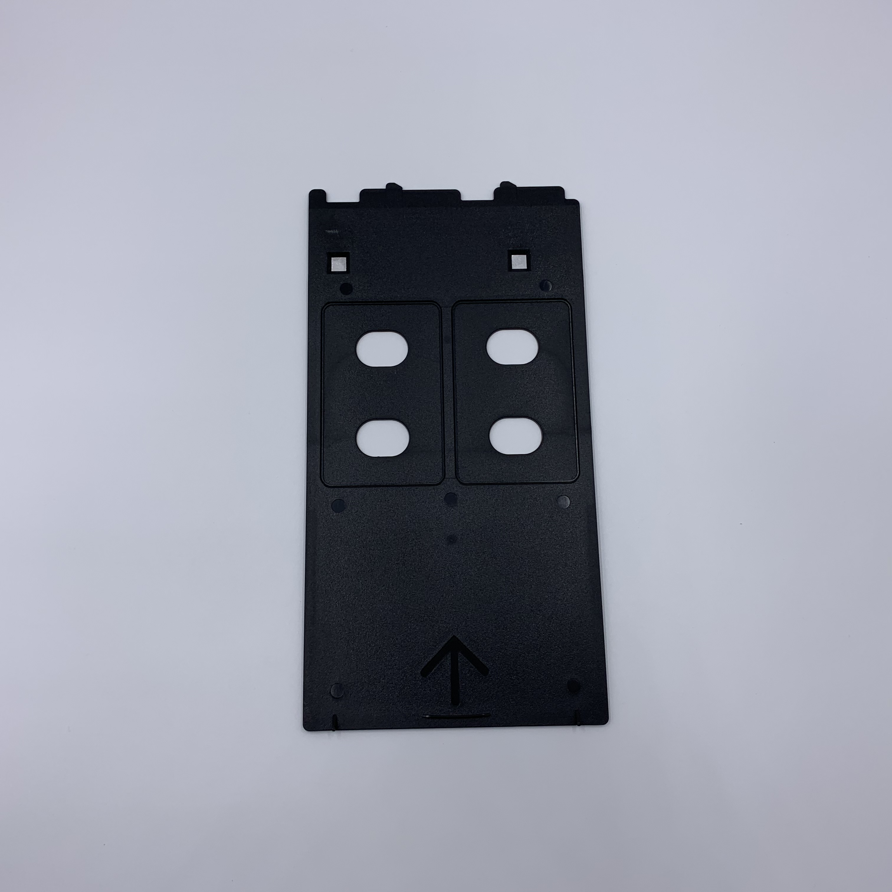 Free Shipping 4pcs High Quality Inkjet Plastic Card Tray  for Canon IP4600 4700 4760 4820 4850 4880 MP630 640 MG5250