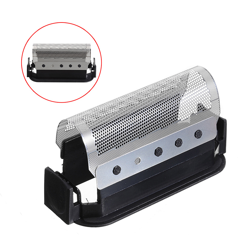 Nylon + Stainless Steel Electric Shaving Head Shearing Foil Type 428 With Frame For Braun 5420 5421 5422 Shaving Head Cutter