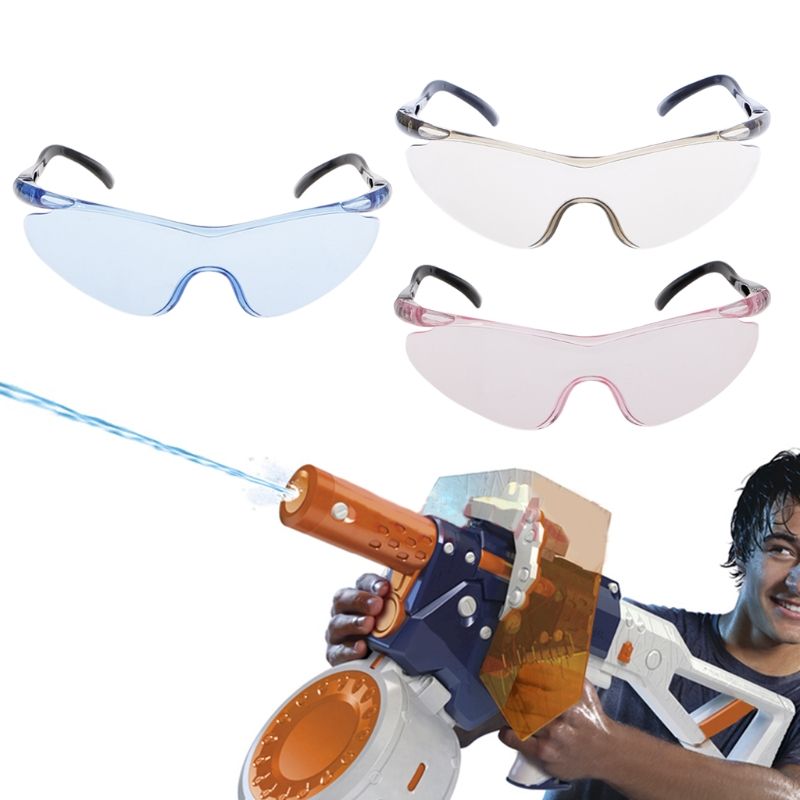 1Pc Plastic Toy Gun Glasses For Nerf Protect Eyes Outdoor Children Kids Gifts