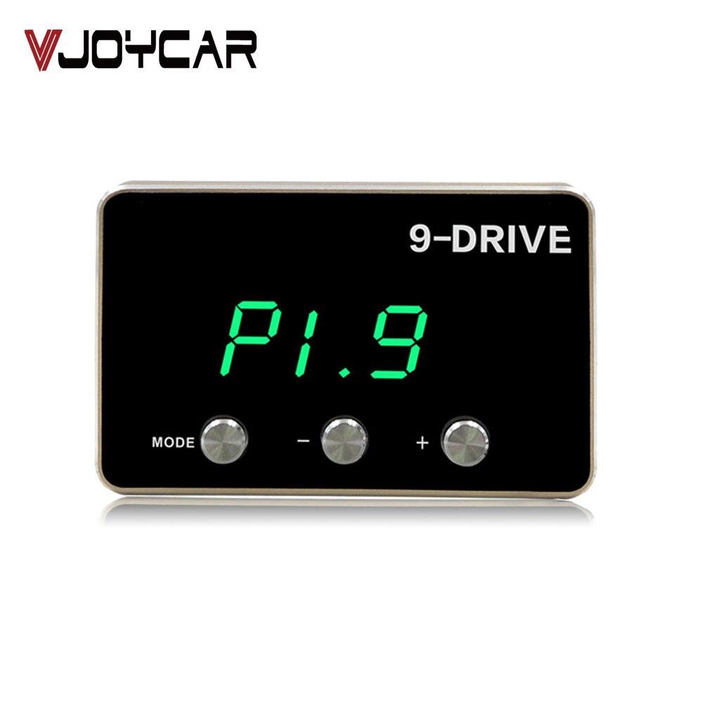 Venda direta da fábrica eletrônico regulador de pressão do acelerador carro sprint booster power converter acessórios automóveis modificado tune para lancer