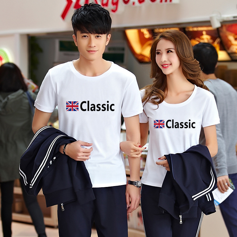 Kindergarten Suit Business Attire 2019 Spring And Autumn Korean-style Large Size Couples Sports Three-piece Set-Casual Long-slee