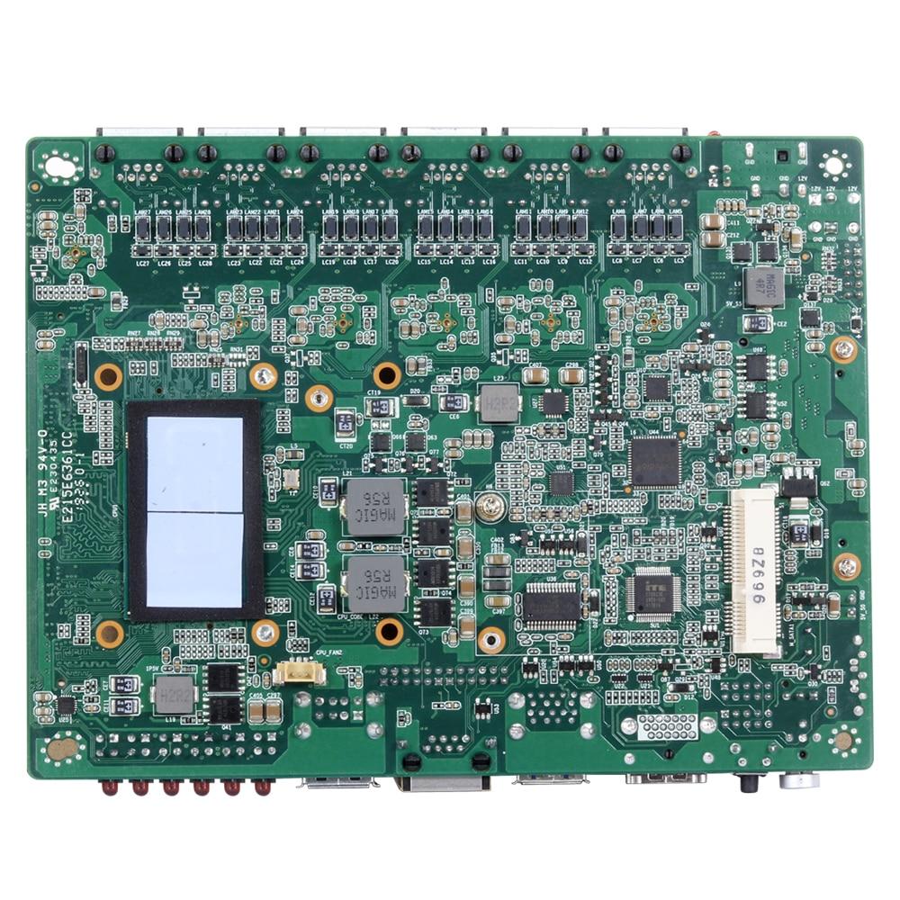 Mini PC with Power Firewall Router and Intel Core i3-4010U 5010U Processor Option 5