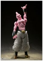 New Bandai Dragon Ball Z S.H.Figuarts Majin Buu Toy in stock