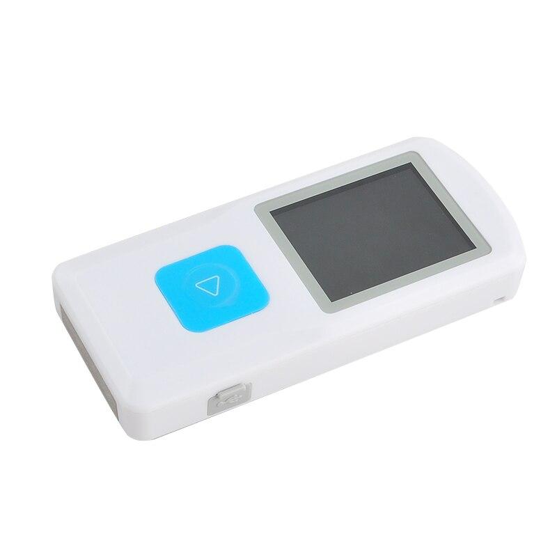 PM10 przenośny EKG EKG maszyna Heart Beat Monitor, USB, Bluetooth, LCD 600051