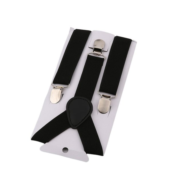 Suspenders With Bowtie Set 5