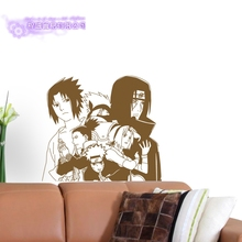 NARUTO Wall Decal Vinyl Wall Stickers Decal Decor Home Decorative Decoration Anime NARUTO Car Sticker