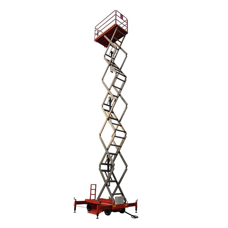 Высота платформы 6-16 м, ручной подъемник с Ce