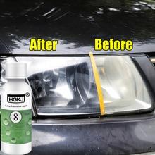 Car Polish Lens Restoration Kit Headlight Agent Brightening Headlight Repair Lamp Renovation Paint Care Auto Accessories TSLM1