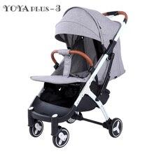 YOYAPLUS 3 BABY YOYA детская коляска Россия