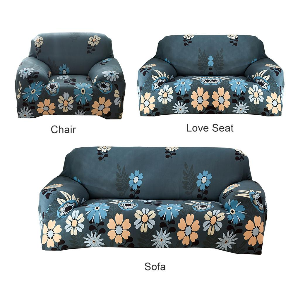 Stretch Sofa Cover Slipcover Seater Protector Ultimate Furniture Elastic Soft Couch