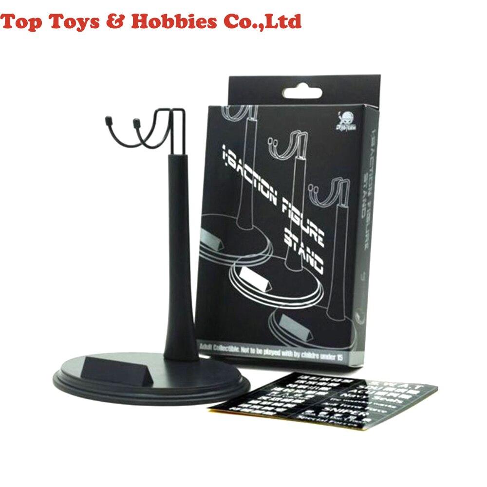 10 Pack 1:6 Action Men Display Stands Holders Dolls Model U-Type Ring-Type