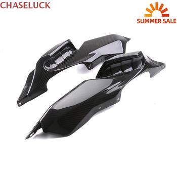Carbon Fiber For Yamaha MT07 FZ07 MT-07 FZ-07 MT FZ 07 2013 2014-2016 Motorcycle Tailstock Seat Side Panel Cover Rear Tail Deco mt07 motorcycle cnc aluminum rear fender and chain cover for yamaha mt 07 2013 2017 fz 07 2015 2017