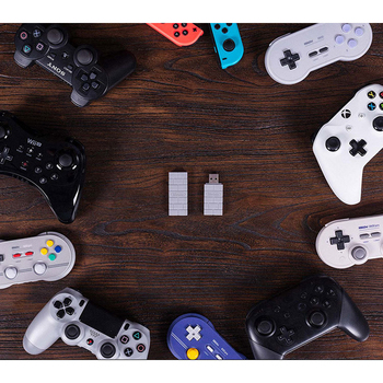 8bitdo Accessories For Nintendo Switch Sony Playstation 5 4 PS5 PS4 Pro Slim Xbox One Series X S USB Wireless Bluetooth Adapter 2