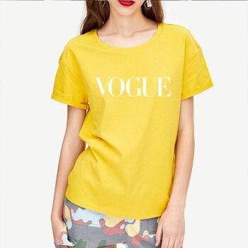 2018 100% Algodão moda carta impressa mulheres camiseta respirável casual camiseta feminina o pescoço mulheres tops camisetas 1