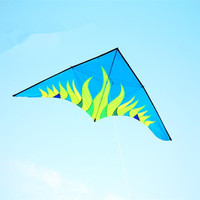 free shipping high quality aurora large delta kite fly for adult ripstop nylon weifang kite factory carbon rod new albatross hot
