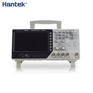 Image 3 - Hantek 2 قناة ملتقط الذبذبات الرقمي 1 قناة التعسفي/وظيفة مولد الموجي 70 200MHz DSO4072C DSO4102C DSO4202C