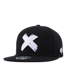 Kagenmo Fashon Spring Unisex Flat Brim Baseball Cap Thin Cotton Summer Snapback Gorras Graffiti Casquette Hat