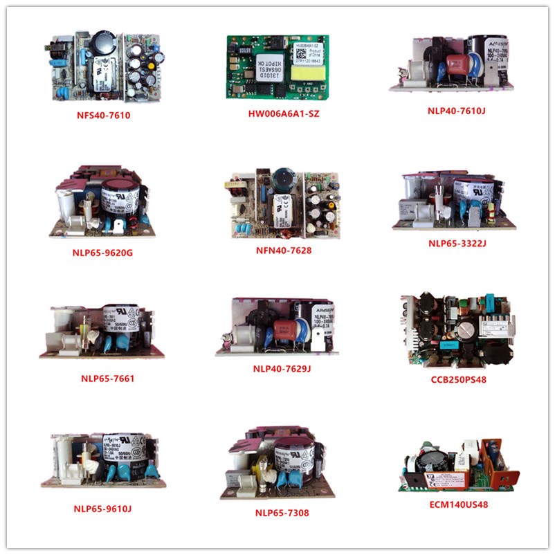 NFS40-7610|HW006A6A1-SZ|NLP40-7610J/7629J|NLP65-9620G/3322J/7661/9610J/7308|NFN40-7628|CCB250PS48|ECM140US48