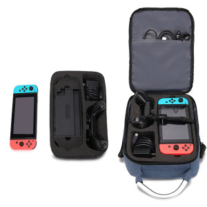 Image 3 - 7 In 1 Case for Nintendo Switch Shoulder Carrying Bag Switch Pro Controller Joy con Nintend Switch Game Accessorie Storage Bag