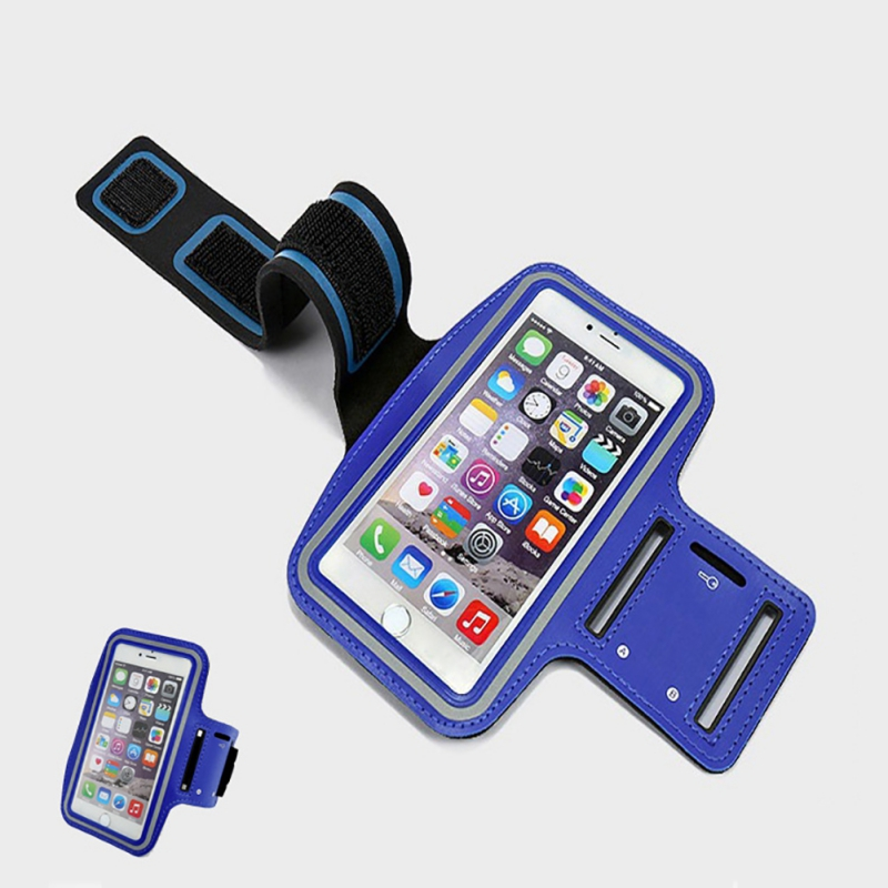 Mobile Phone Arm Band Outdoor Sports Running Arm Bag Mobile Phone Case For 4.7 /5.5 Inch Mobile Phone Arm Fixing Strap