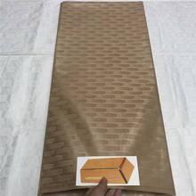 Жаккардовая парча ткань Базен riche ткань tissu африканская ткань атику для мужчин бассейна riche Высокое качество африканская ткань 4 ярда