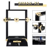 SIMAX3D X1 DIY 3d Printer X1 Industrial grade Pre assembled Large size High precisions impressora 3d printer hotend touch screen