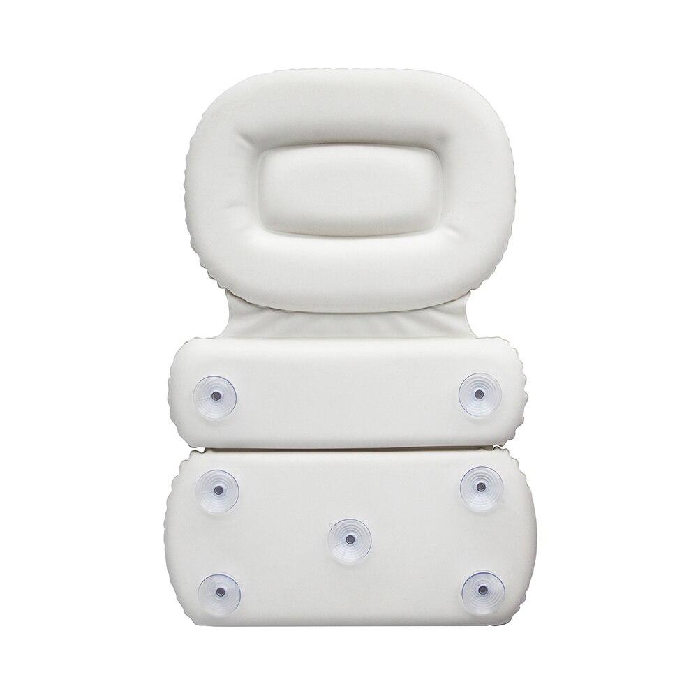 3 Панели Нескользящая подушка для ванны спа коврик Толстая Пена Подушка для ванны с присосками удобный роскошный дизайн
