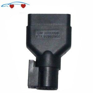 Obd2TooL для G M TECH2 диагностический инструмент TECH2 OBD II 16 PIN OBD2 адаптер с № 3000098 OBD 2 коннектором OBDII Auto Scanner tech