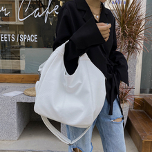Casual Large Capacity Hobos Bags Women Shopper Bags