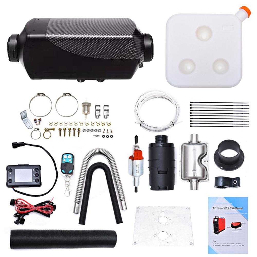 Fuel Air Heater Fuel Heater Car Truck Diesel Heater Air Heater Carbon Brazing Professional Fashion Portable|Heating & Fans| |  - title=
