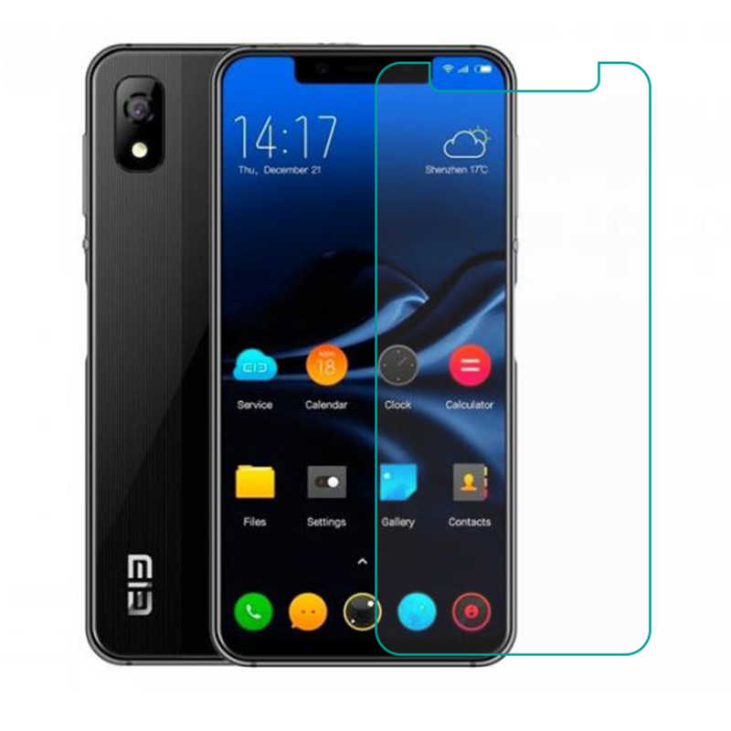 Elephone P8 3D Max U2 A5 Lite A4 Pro A6 Mini asker temperli cam koruyucu 9H 2.5D ekran koruyucu Film kapak