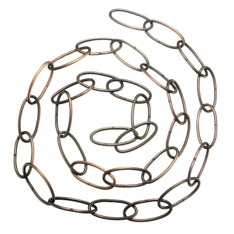 1M Heavy Duty Chain For Vintage Chandelier Hanging Lamp