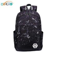 Новое поступление черный Водонепроницаемый Школьный рюкзак для мальчика школьные ранцы для мальчиков мужские дорожные сумки студенческая сумка для ноутбука мужской рюкзак