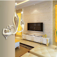 Italian Swan Wall Lamp Wall Light Modern Wall Lamp Blown glass Wall lamp Sconce (18 Kinds of Color) +Free shipping!