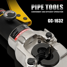 Clamping-Tools Pipe-Fitting Pb-Pipe PEX Dies-Of-Th16 Copper GC-1632TH Hydraulic-Pex