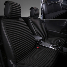 Car seat cushions Car Seat Protector Automobile Seat Cushion Pad Mat for Auto Front Car Styling Interior Accessories Seat Covers import seat qfp100 burner seat zy510b adapter zlg x5 x8 5000u programming seat