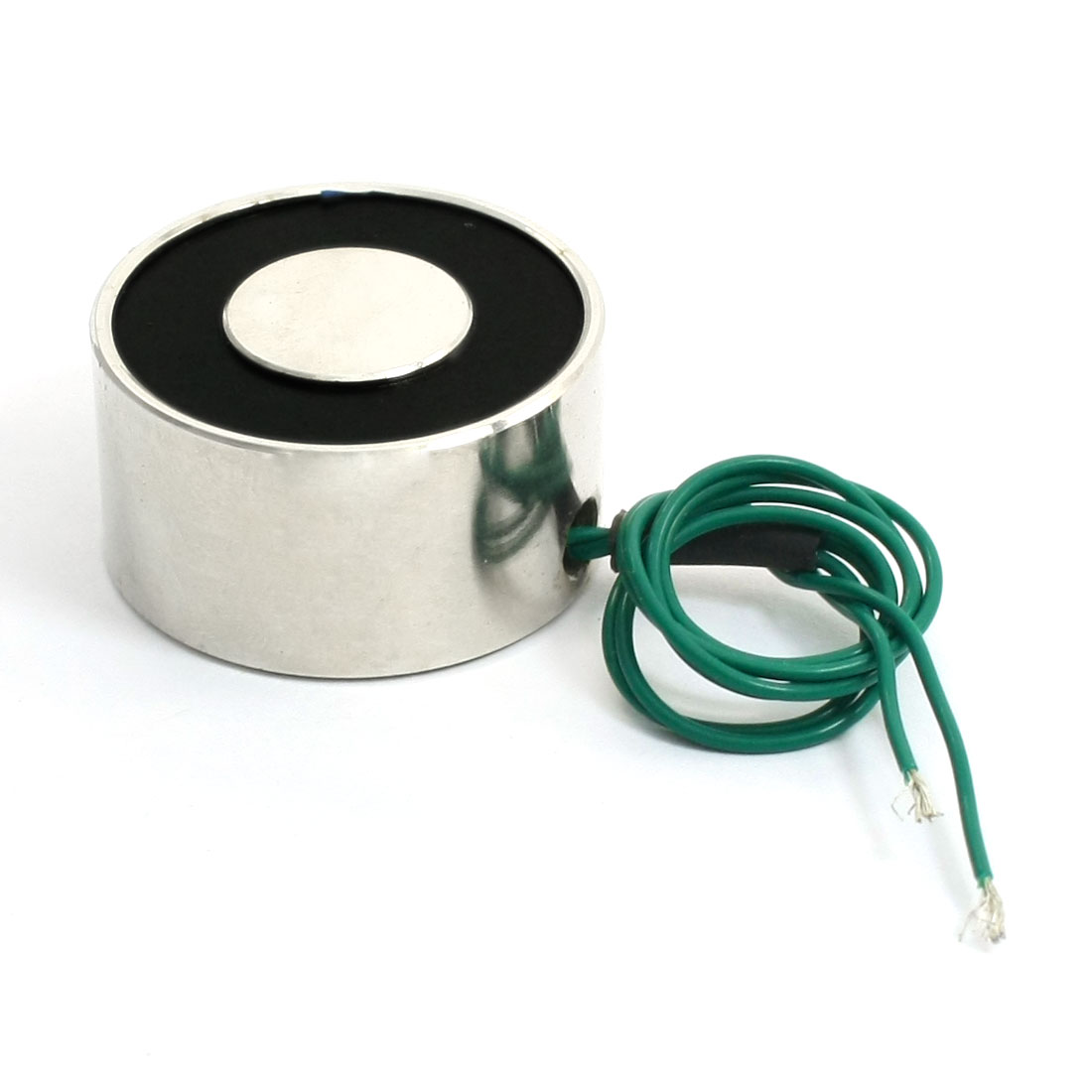 Uxcell 12V 0.36A 18Kg 4mm Thread Dia Electric Lifting Magnet Electromagnet Solenoid 34x18mm