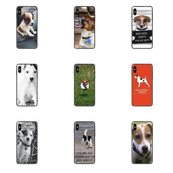 TPU Cases I Love My Jack Russell Dog Puppy For Samsung Galaxy A70 A71 A70E A5 A6 A7 A8 A10 A10S A20 A20S A20E A21S A30S A40 A50 image