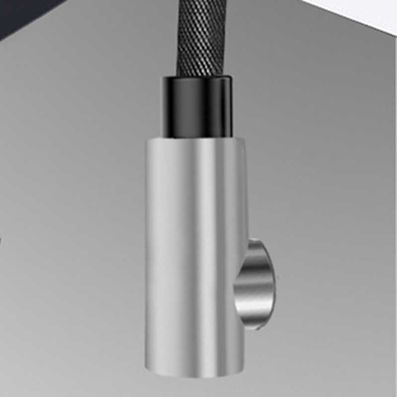 90 gradi Magnetico Tipo C Cavo del Caricatore Micro USB Per Samsung iPhone XS Max Android Del Telefono Mobile Cavo di Ricarica Veloce cavo