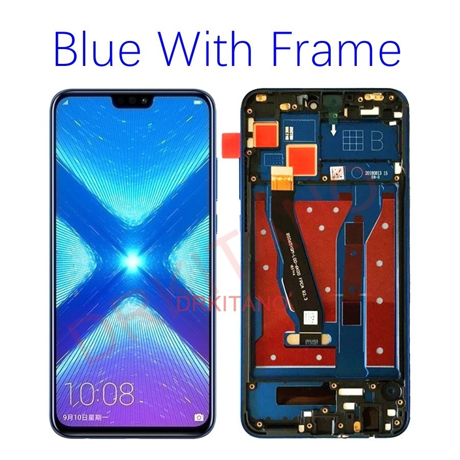 Image 3 - Screen For Huawei Honor 8X LCD Display Touch Screen With Frame Honor View 10 Lite Display JSN L21 L22 L23 L42 LX1 Honor 8X LCD-in Mobile Phone LCD Screens from Cellphones & Telecommunications