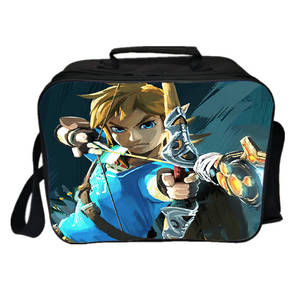 Cooler-Bag Picnic Thermal-Insulation of Unisex Zelda Link Legend