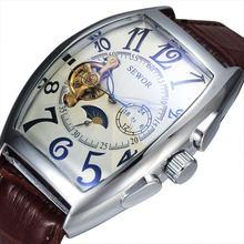 Часы наручные sewor Мужские автоматические роскошные механические