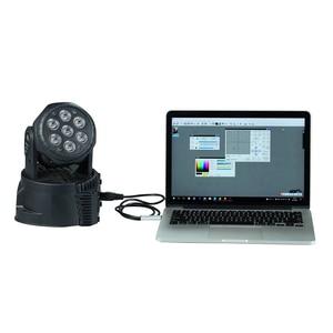 Image 5 - Lixada USB DMX Interface Adapter Cable 106ซม.ความยาวStage PC DMX512 Dimmer DMXสัญญาณUSB Conversion