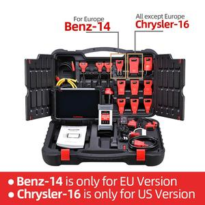 Image 5 - Autel MaxiCOM MK908P MS908P outil de Diagnostic de voiture, Scanner OBD2, programmation ECU J2534, PK Maxisys Elite