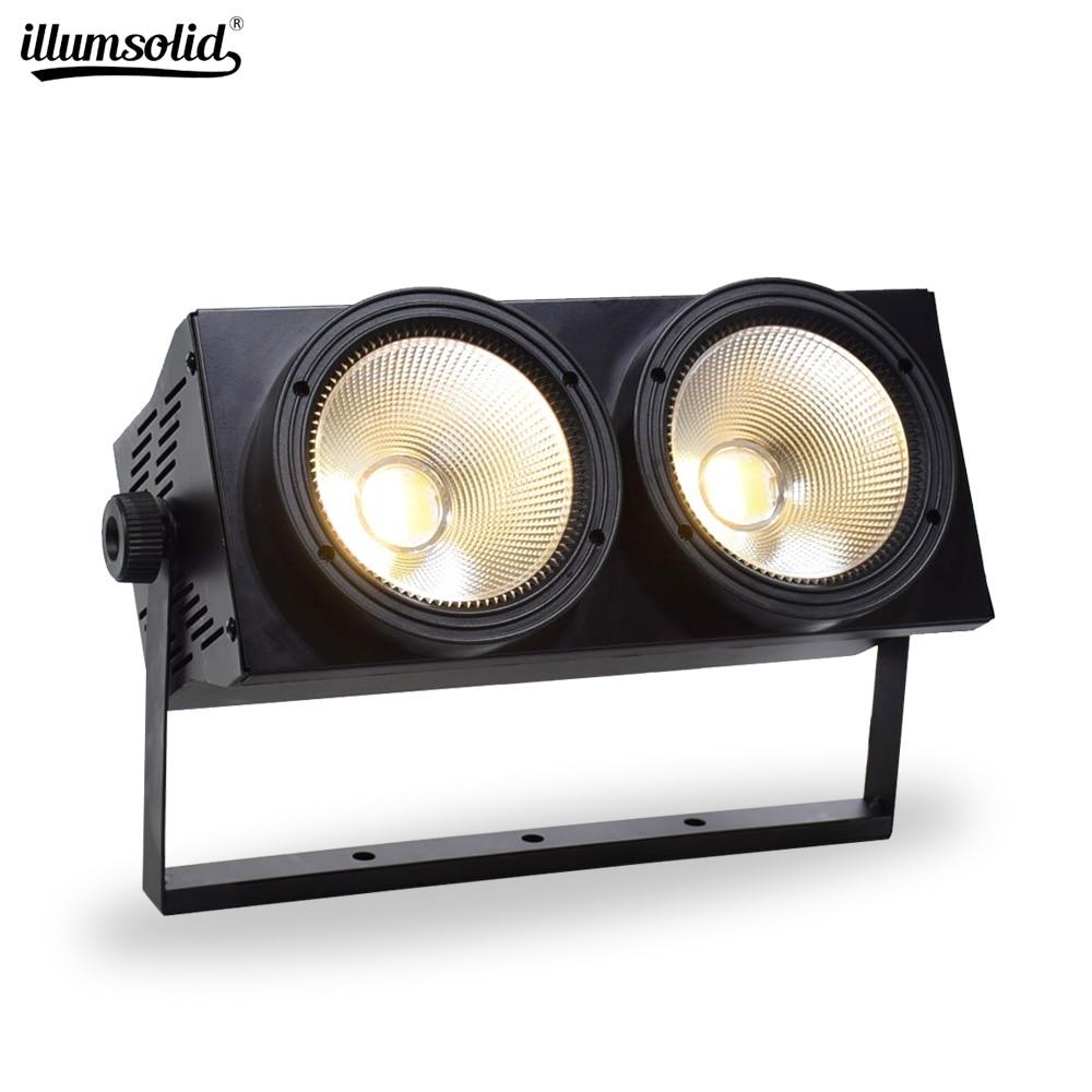 LED par lights rgbw 2x100w COB stage light equipment led stage backdrop light|Stage Lighting Effect| |  - title=