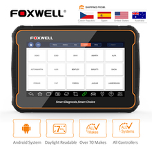 Foxwell GT60 OBD2 Professionele Auto Diagnostic Tool Volledige Systeem Op Abs Srs Dpf Epb 19 Reset Service ODB2 OBD2 Automotive scanner