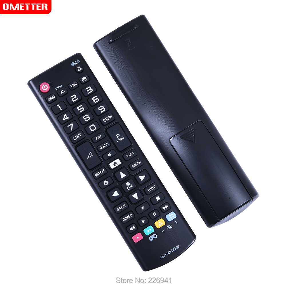 AKB74915346 remote control use for led lcd LG TV 24MT48 24MT48DF-PZ 24MT48DG-BZ 24MT48S 20MT48VF 22MT48VF 22MT48VF-PZ 22MT58VF 2