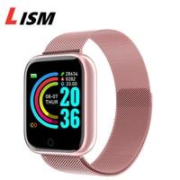 New Smart Watch 2020 Women Men Smartwatch Electronics Smart Clock Fitness Tracker sport bluetooth watch For Android IOS