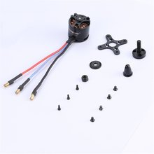 DXW D2212 2450KV 2-3S Outrunner Brushless Motor for RC FPV Fixed Wing Drone Airplane Aircraft Multicopter 6040 Propeller sunnysky x2212 980kv ii 2 4s brushless motor short shaft for rc light drone fixed wing quad hexa copter multicopter djif450 f550